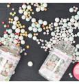 Pot de décors sucrés bubbles multi