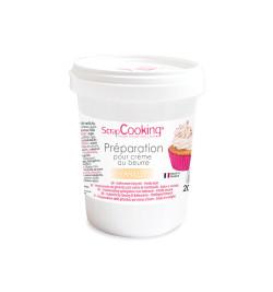 Préparation crème au beurre vanille 200g  réf.7339