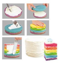 Montage Kit Rainbow cake réf.3969