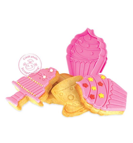 Kit je fais mes biscuits pour le thé