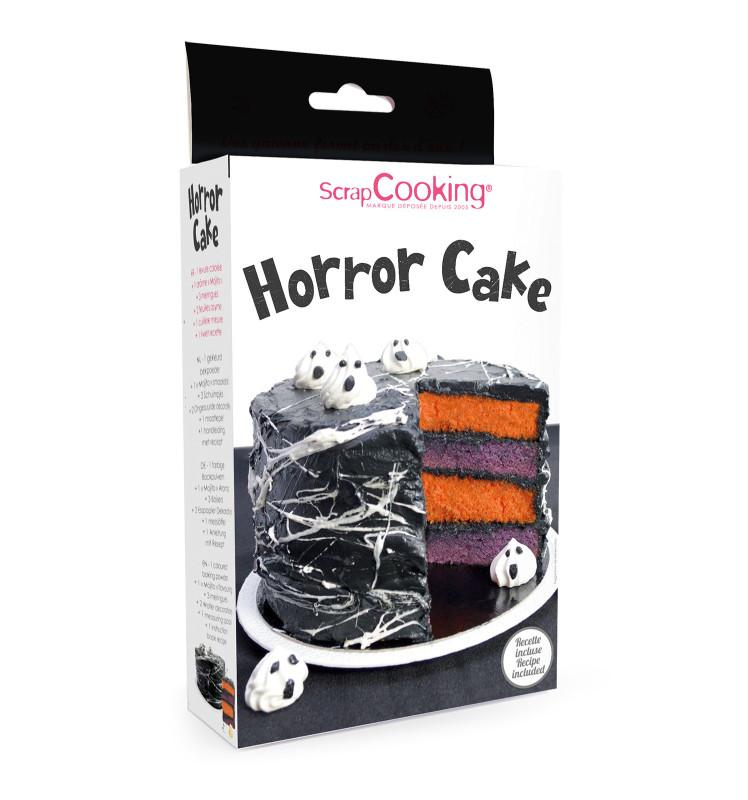 Horror cake kit