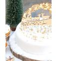 Pot de décors sucrés féeriques