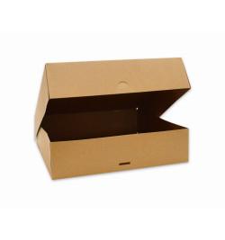 2 boites à gâteaux 32x32x8 cm réf.5501