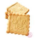 Tampon à biscuits bois licorne + découpoir