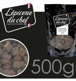 EDC8771 Chunks de chocolat noir 500g