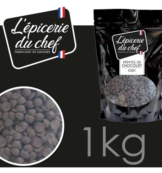 Pépites de chocolat noir 1Kg