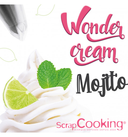 Pot wonder cream goût mojito