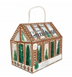 Gingerbread greenhouse - 5...