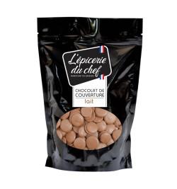 EDC8633 Palets de chocolat lait 500g