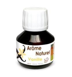 Arôme naturel liquide vanille réf.4400