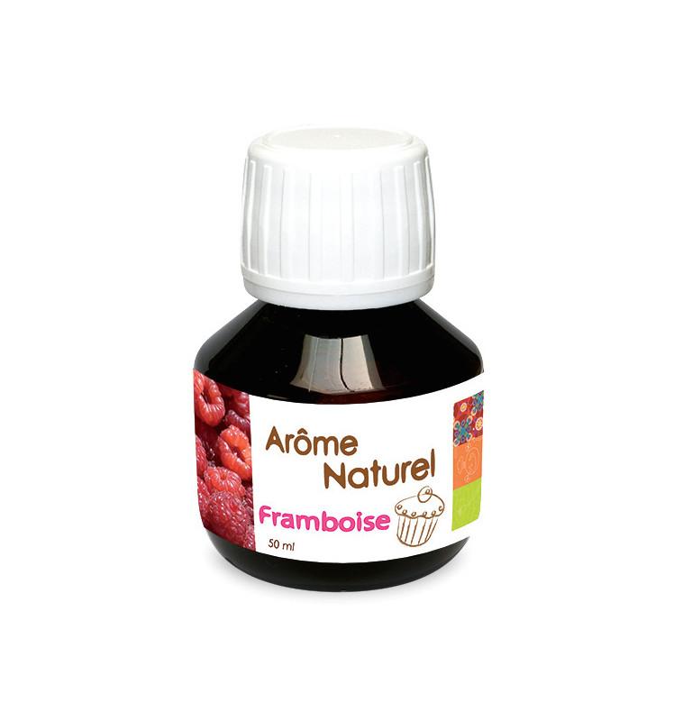 Arôme naturel liquide framboise