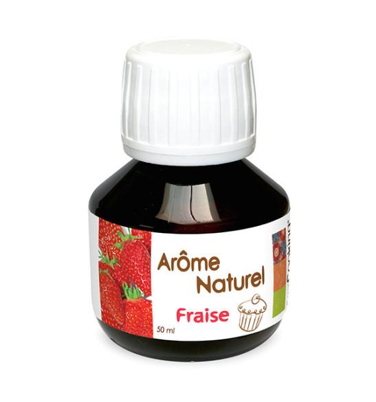 Arôme naturel liquide fraise