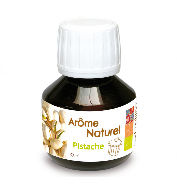 Arôme naturel liquide pistache