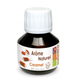Arôme naturel liquide caramel