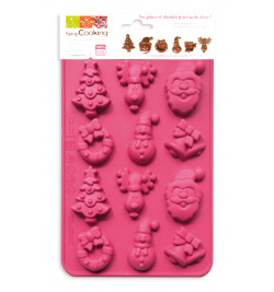 Moule silicone chocolats de...
