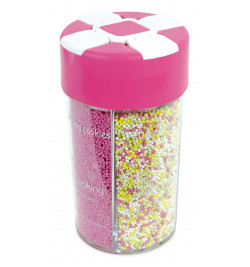 Boîte distributrice décors sucrés couleur naturelle réf.7050