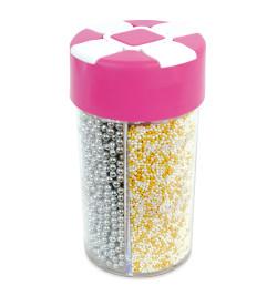 Boite distributrice multi décors sucrés perles 7056