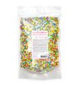 """Perles sucrées """"multicolore"""" 600 g"""