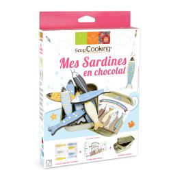 Kit Mes sardines en chocolat