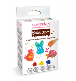3 colorants liposolubles en...