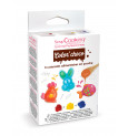 3 colorants liposolubles poudre