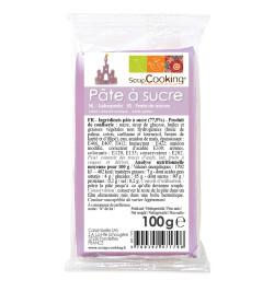 Lilac sugarpaste pack 100g