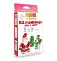 Kit modelage Noël