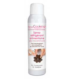 Spray réfrigérant alimentaire