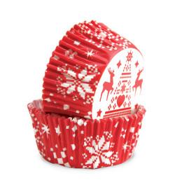 """36 Caissettes """" Noël """""""