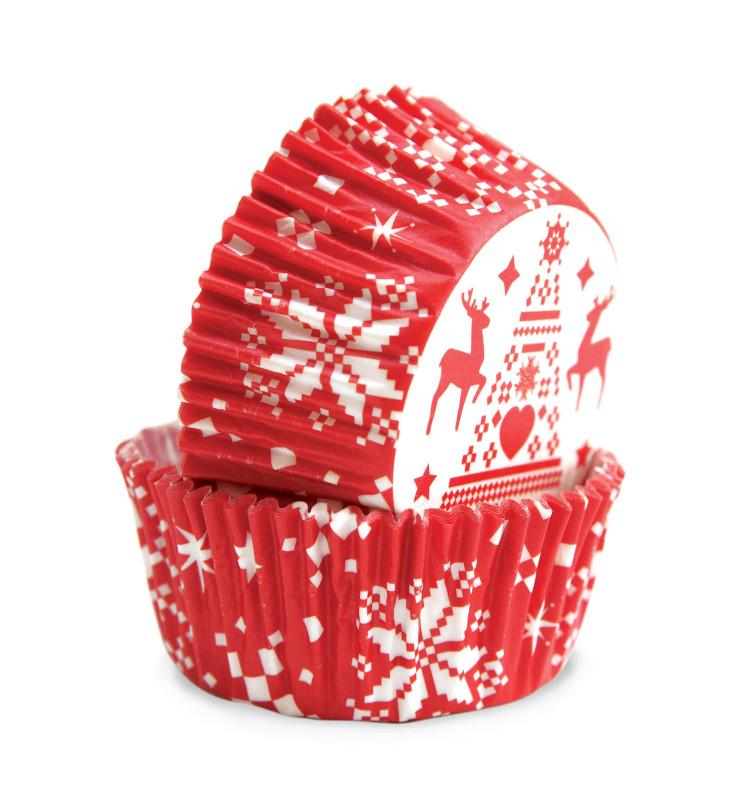 Caissettes Noël +/-36