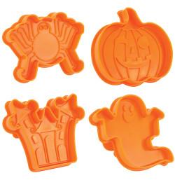 Détail Kit je fais mes biscuits Halloween