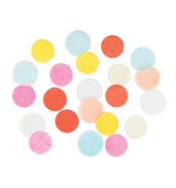 """Confettis """"multicolores"""" 20g"""