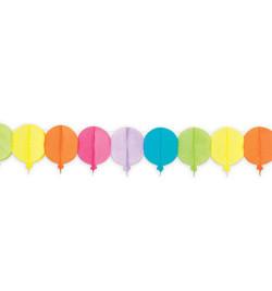 "Guirlande ""ballons"" 10 m"