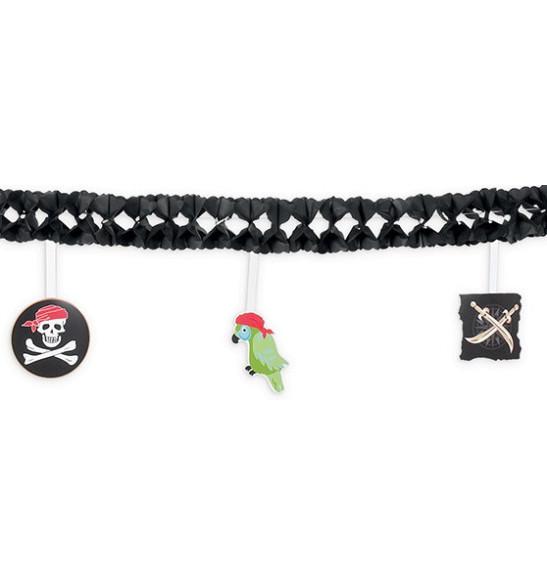 """Guirlande """"pirate"""" 4 m"""