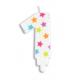 Bougie à étoile numéro 1 réf.0381