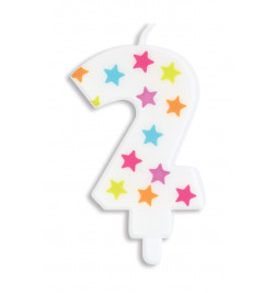 Number candle 2