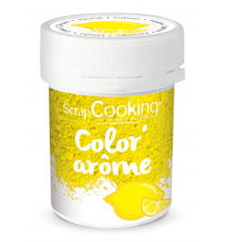Color'arôme yellow / lemon 10g