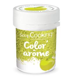Color'arôme vert / pomme 10 gr réf.4056