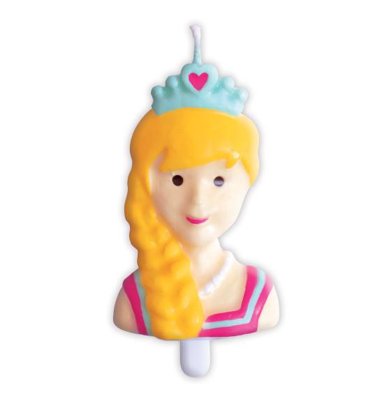 """Bougie """"princesse"""""""