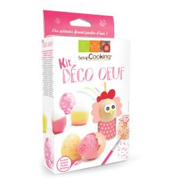 Egg deco kit