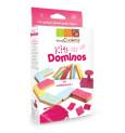 """Kit """"Dominos"""" pour biscuits et pâte à sucre"""