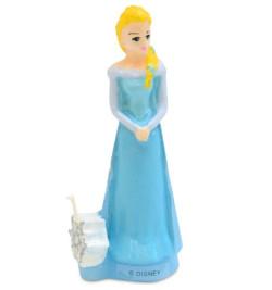 Bougie 3D- Elsa