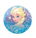 """Disque azyme """"Reine des neiges"""" Elsa"""