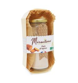 Kit pour pain d'épices 802
