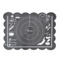 Tapis pâtissier silicone Need'it