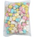 Sachet de +/- 140 marshmallows arc en ciel