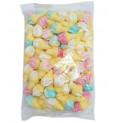 Sachet de +/- 100 marshmallows glaces