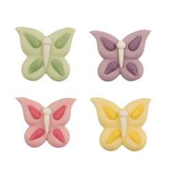 Décosucres papillons...