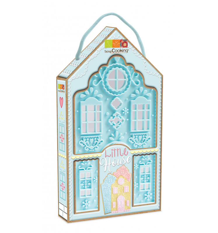 Découpoir Little House