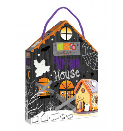 Horror House cookie cutter kit